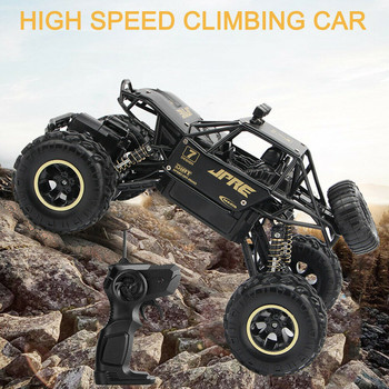 1:16 4WD RC Car Update Version 2.4GHz Dirt Bike Remote Control Car Toys High Speed Truck Off-Road Truck Children's Toys Gifts#g4 1