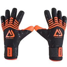 Goalkeeper-Gloves Wrist-Support Soccer Finger-Protector Football Professional Adult Children
