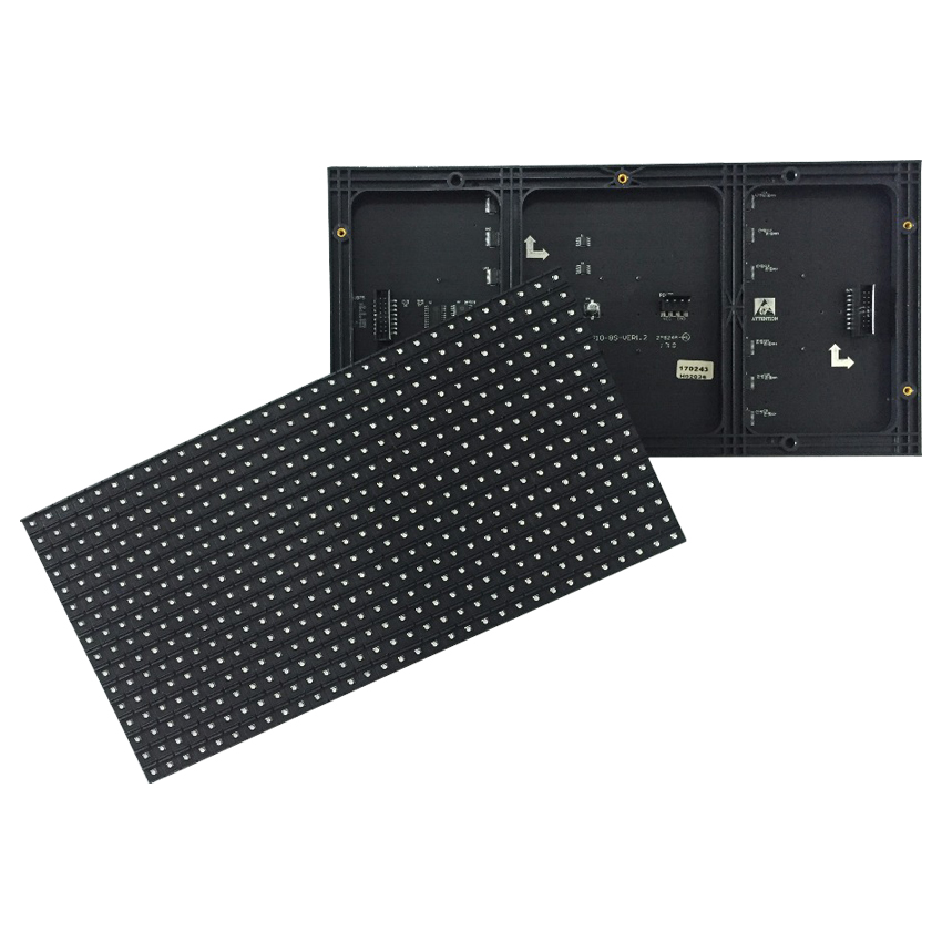 High Brightness HD Led Display 32x16dots 320x160mm Indoor Full Color Led Module P10 SMD Led Matrix for Billboard Screen