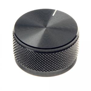 Ручка потенциометра, ручки потенциометра 30X 17 мм, алюминиевая поворотная ручка, ручка громкости