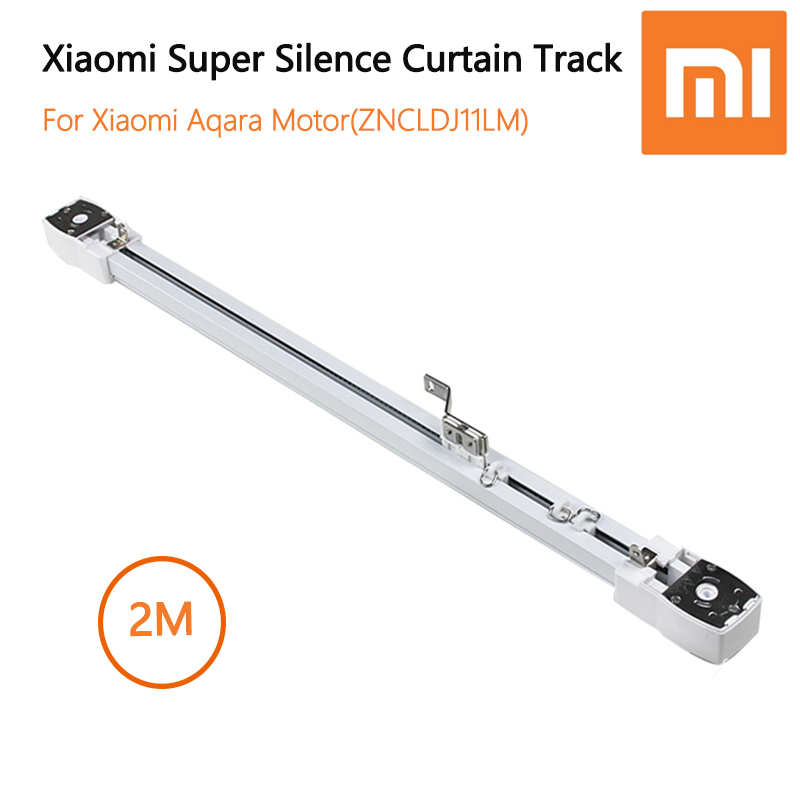 Original Millet Ultra-quiet Electric Curtain Track For Millet Aqara / Dooya KT82 / DT82 Motor,  For Smart Home For 2m Or Less