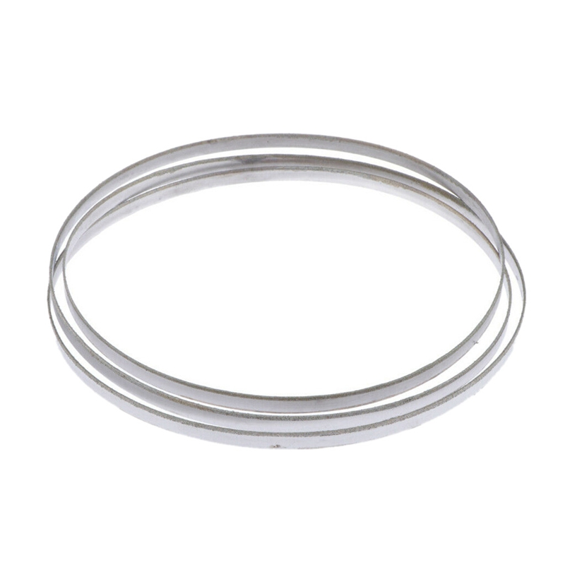 62 X 1/4 inch <font><b>Diamond</b></font> Coated <font><b>Band</b></font> <font><b>Saw</b></font> <font><b>Blades</b></font> Ring <font><b>Saw</b></font> Replacements for DL5000 CRL DTB 5000 image
