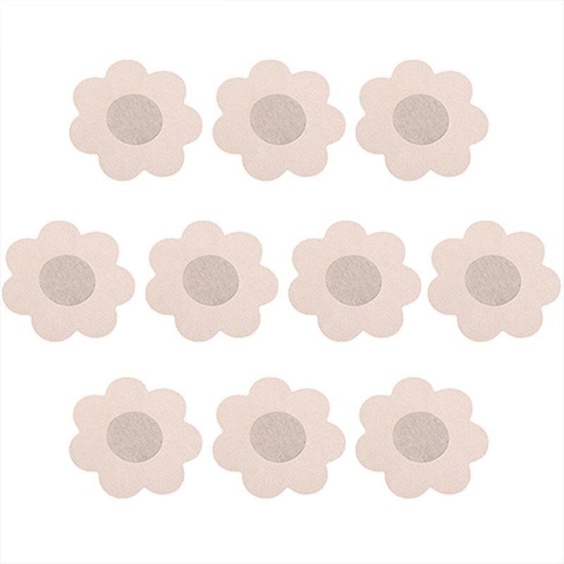 10pcs Milk Paste Bra Invisible Silicone Breast Women Bikini Lift Tape Lifting Chest Nipple Cover Sticker Pad Swimwear Swimsuit