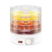 DIDIHOU Electric Food Dehydrator Machine Fruit Beef Jerky Herbs Food Dry Machine Electric Food Dehydrator Preserver Hot
