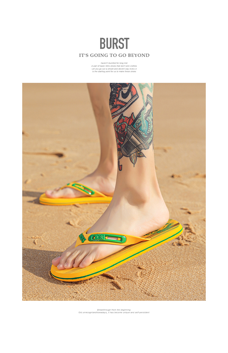 Hf1849ad1fa0f407eab47c43dd9fee36aJ - VESONAL Summer Graffiti Print Slippers Men Shoes Flip Flops Slipers Male Hip Hop Street Beach Slipers Casual Flip-flops