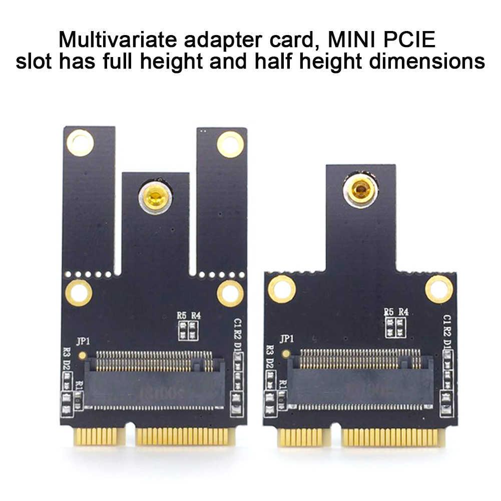 Module adaptateur Portable carte M.2 à Mini PCI-E sans fil Bluetooth convertisseur électrique Stable WIFI pour remplacement de PC Portable