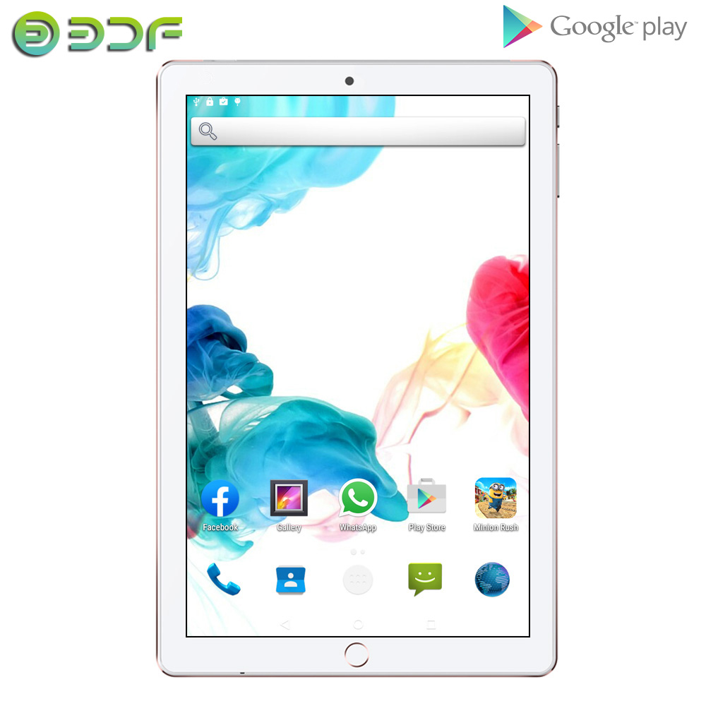10.1 Inch Tablet PC New System Strong Stability 3G Phone Call Android OCTA Core 4GB/64GB Dual SIM Support Wi-Fi Bluetooth Tablet