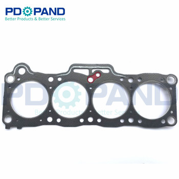 F2 Engine Cylinder Head Gasket for Mazda LUCE HC 626 GD GV Capella B2200 MX-6 2.2 12V Turbo 2184cc for Ford RANGER PROBE 2.2L image