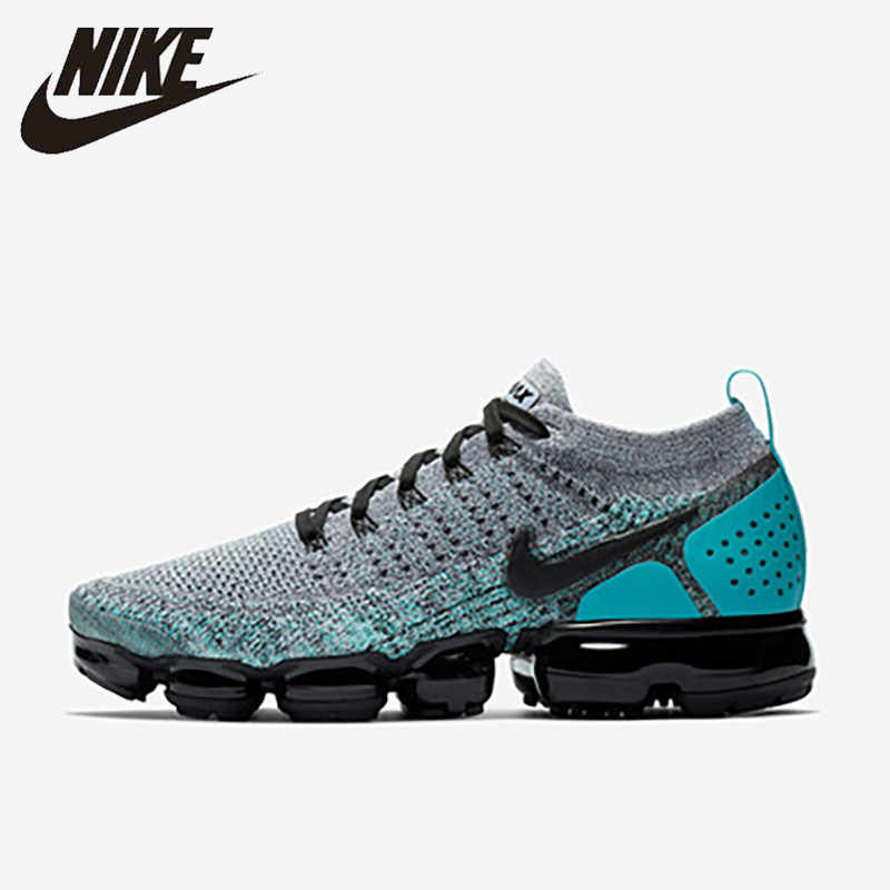 Nike Air VaporMax Flyknit 2,0 кроссовки для бега для мужчин 1802-10 40-45 EUR Размер M