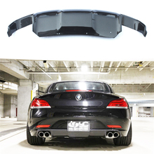 Z4 E89 3D Style Carbon Fiber Rear Body Kit Bumper Lip Diffuser for BMW 2009-2013 Car Styling