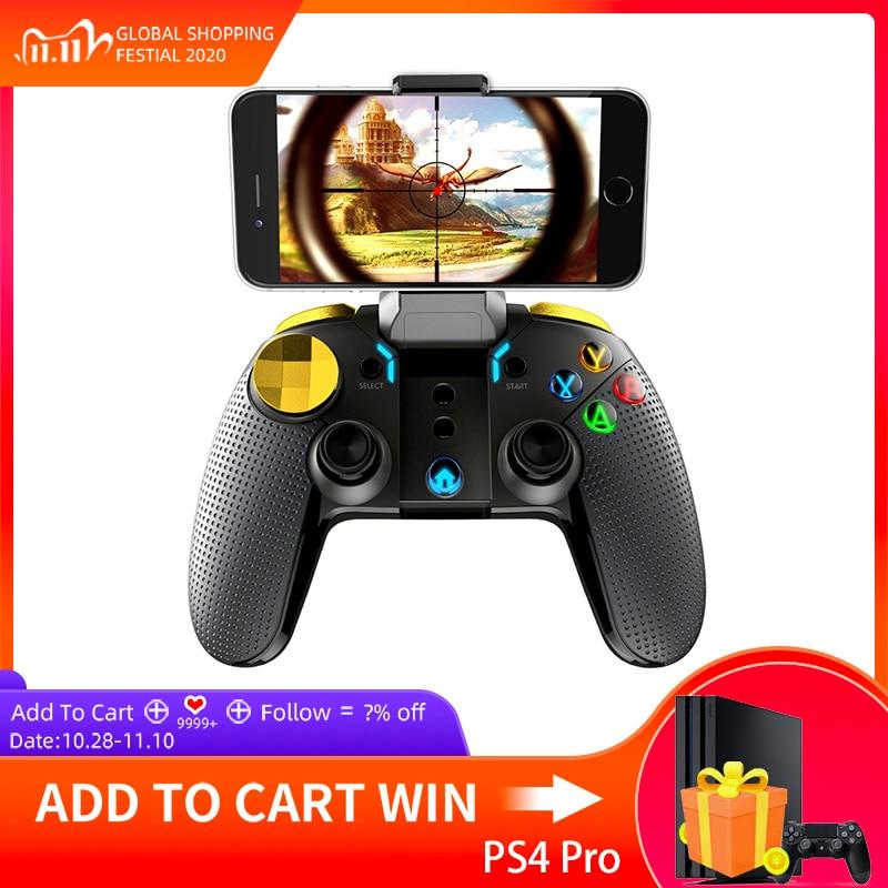 iPega 9118 Gamepad Android ios Pubg Controller Joystick for PC Bluetooth Mini Game Pad for iPhone Multimedia Games for Xiaomi