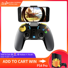 iPega 9118 Gamepad Android ios Pubg Controller Joystick for PC Bluetooth Mini Game Pad for iPhone Multimedia Games for Xiaomi