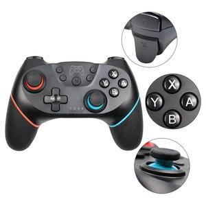 Image 4 - Bluetooth Draadloze Pro Controller Remote Gamepad Voor Nintend Schakelaar Pro Console Voor Ns Voor Pc Controle Joystick