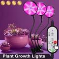 5 В USB фитолампа для выращивания  светильник светодиодный  полный спектр  светильник для выращивания растений  фитолампа для саженцев  цвето...