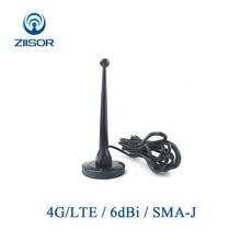 Antenne 4G LTE avec Base magnétique routeur antenne Wifi SMA mâle antenne omnidirectionnelle DTU Module sans fil antenne TX4G TB 300