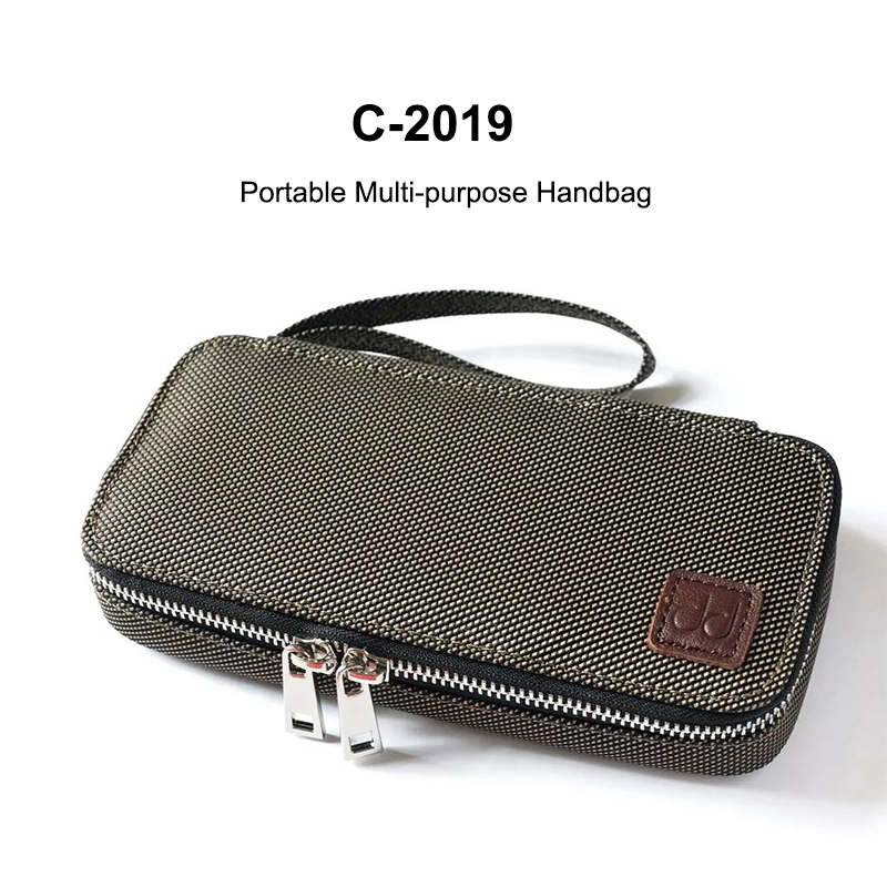 DD C 2019 Portable Multi purpose Handbag Box for FIIO M11/FH7/BTR3/F9 PRO SHANLING UP2/M5S/MWS HIFI Music Player Earphone-in Earphone Accessories from Consumer Electronics on AliExpress - 11.11_Double 11_Singles' Day 1