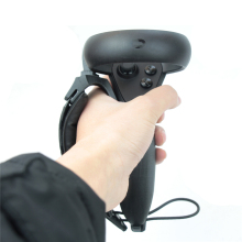 2pcs Thickened VR Controller Hand Grip Protective Cover  for Oculus Rift S/Quest VR Headset Accessories Anti Throw Sleeves Case