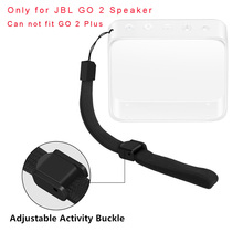 Jbl 이동 2 블루투스 스피커 AUG 10A 대 한 핸드 스트랩과 tpu 보호 스킨 케이스 커버
