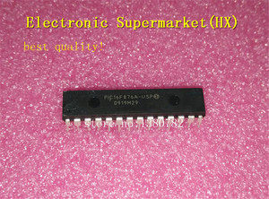 Image 1 - Free Shipping 10pcs/lots PIC16F876A I/SP PIC16F876A ISP PIC16F876A  PIC16F876  New original  IC In stock!