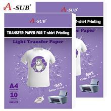 T-shirt-Light transfer Paper Inkjet…