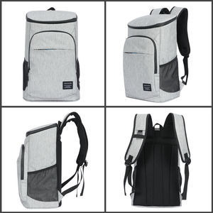 Image 3 - DENUONISS New 30L Soft Cooler Bag 35 Cans 100% Leakproof Cooler Backpack 600D Oxford Waterproof Picnic Thermal Insulated Bag