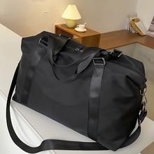 Handbag Tote-Bag Cabin Weekend Nylon Large Waterproof Women Fashion Female