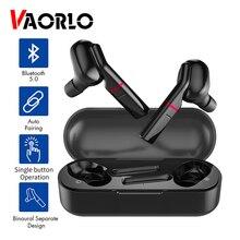 TWS Senza Fili di Bluetooth 5.0 Auricolare di Sport Sweatproof Cuffia Stereo Portatile Auricolari HIFI Superiore Qualità del Suono PK T3 I12 I10 I200