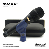 Top Quality KSM9 Special Edition Professional Live Vocals KSM9HS Dynamic Wired Microphone Karaoke Microfone Cardioid Podcast Mic