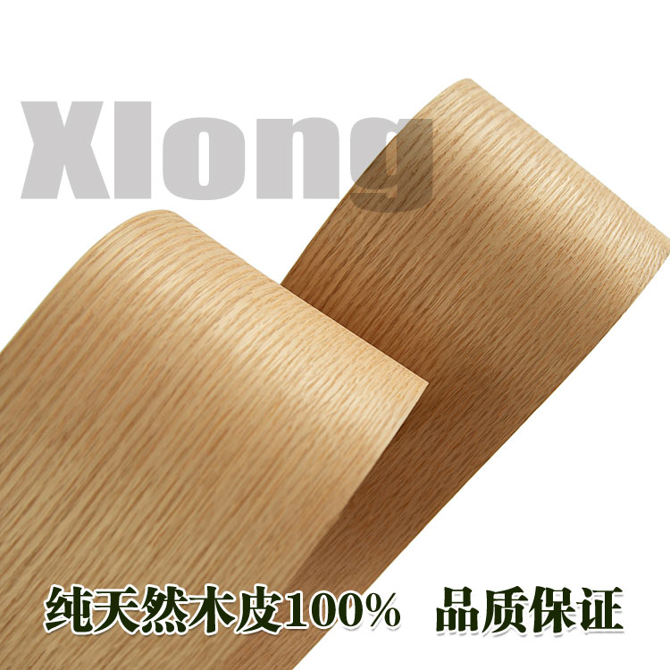 L:3Meters Width:180mm Thickness:0.5mm Red Oak Straight Grain Veneer Hand Veneer Oak Veneer Natural Oak United States