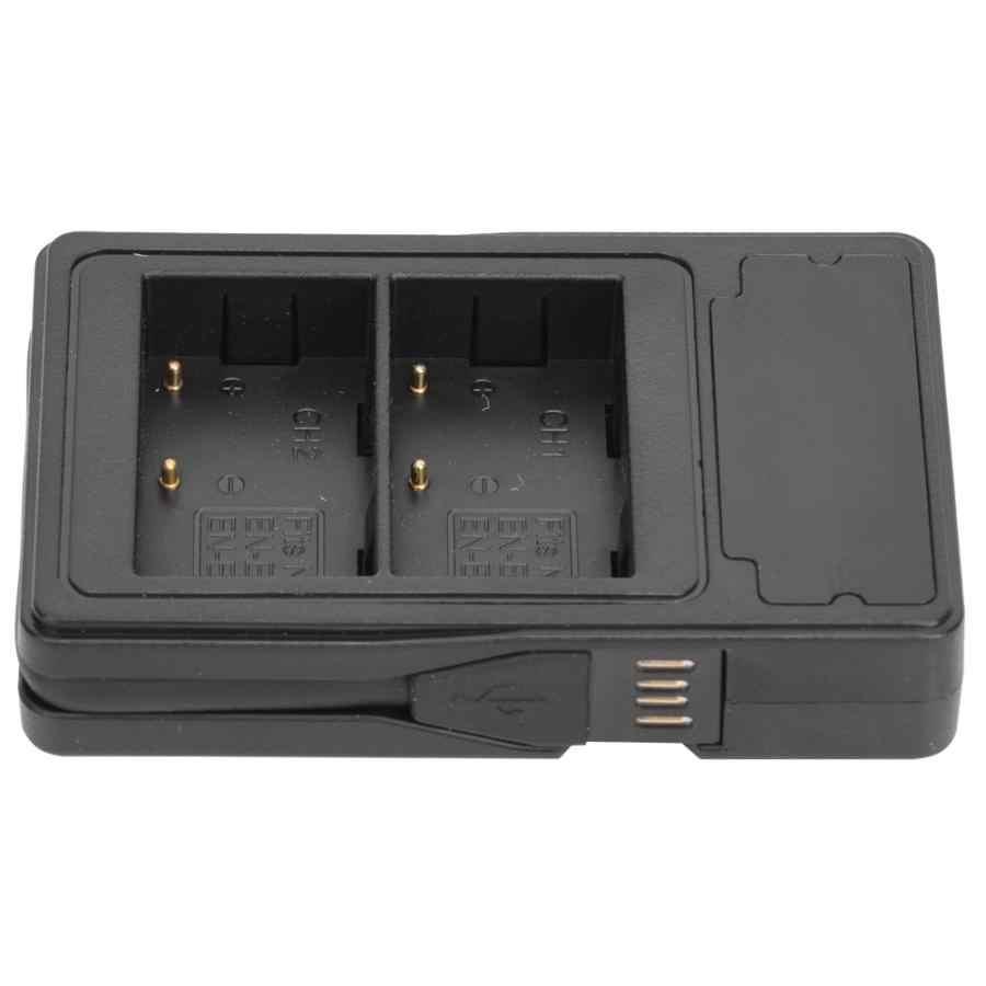 EN-EL3/EL3E Display Lcd Usb Caricatore Doppio Tipo C Porta per Nikon D90 D80 D700 D300S D200 D50 D70 d70S D100 D300