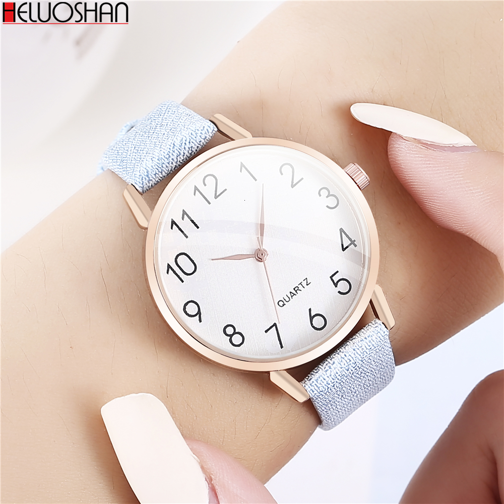 2019 Luxury Brand Dress Women Watches Fashion Bracelet Leather Wristwatch For Ladies Watch Relogio Reloj Montre Femme Gold Clock