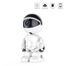 Auto-Tracking-Camera Wifi Home-Security 1080P Wireless Cloud Robot Ce Intelligent
