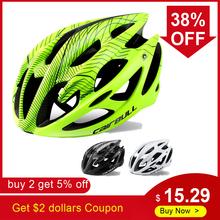 Kask rowerowy kask rowerowy górski kask rowerowy 21 Vents kask rowerowy Ultralight kask rowerowy Casco Ciclismo CAIRBULL-01 M amp L tanie tanio (Dorośli) mężczyzn bike helmet 20