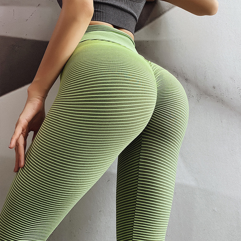 Women Fitness Push Up Leggings High Waist Nylon Workout Legging Pants Fashion Female Green Thick Leggings Plus Size High Quality