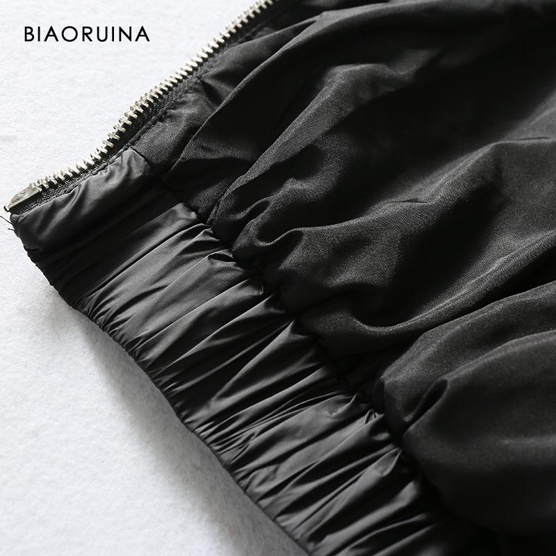 Short BIAORUINA Keep Outerwear 6