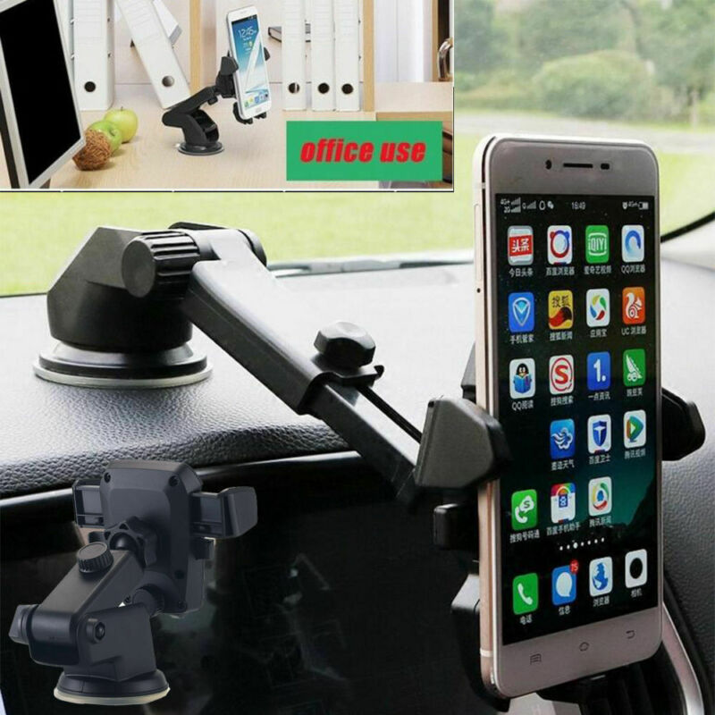 2020 Group Vertical Windshield Gravity Sucker Car Phone Holder For Universal Phone Holder Car Mobile Support Smartphone Stand