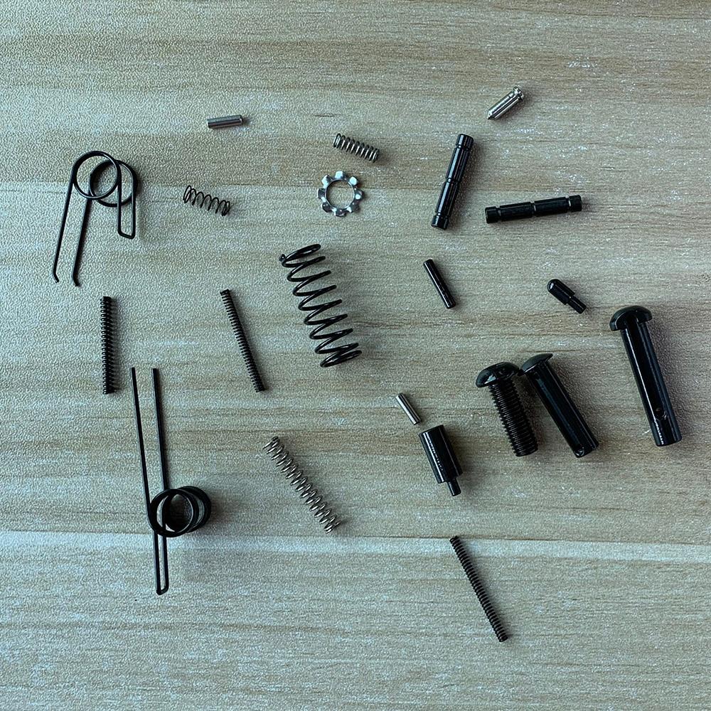 21 шт AR15 полностью нижние штифты, пружины и фиксаторы. 223 5,56 и захват магазина