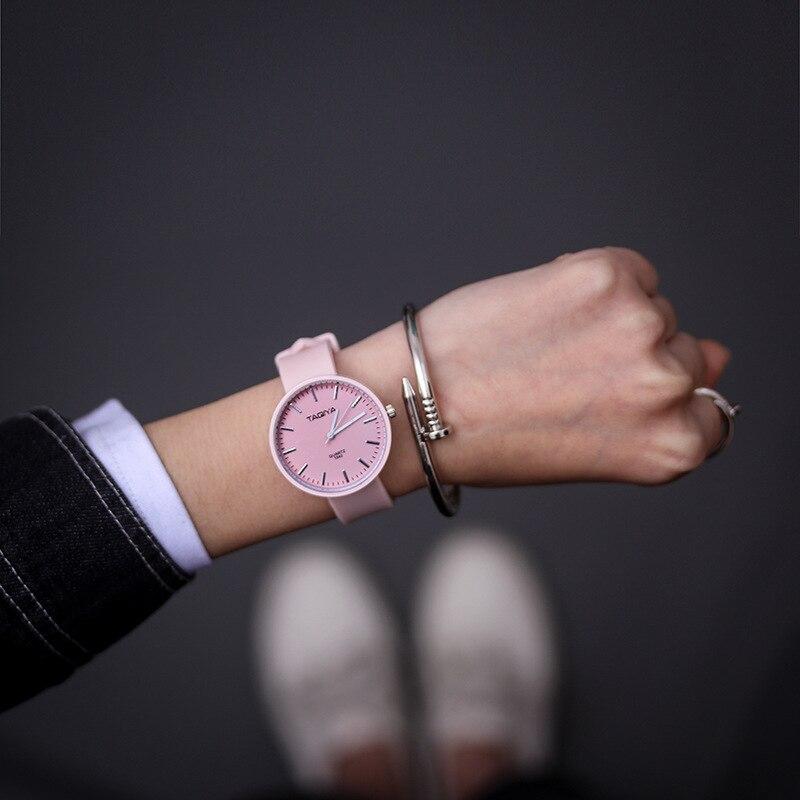 Мультяшные часы милые студенческие Детские часы мягкие безопасные силиконовые часы модные детские часы для мальчиков и девочек