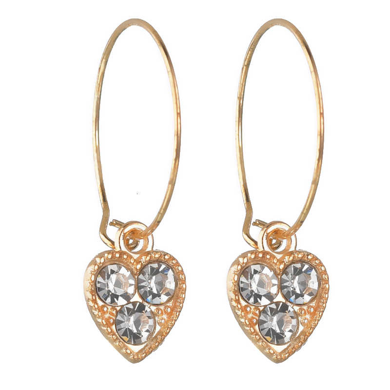 Women Trendy Drop Earrings Girls Gold  Metal Earrings Bow-knot Big Boucle D'oreille Fantaisie Vintage Brincos Jewelry