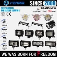 Светодиодный подвесной светильник s для автомобилей, 12 В, светодиодный светильник для внедорожников, для автомобилей Kamaz saab 9-3, рабочий проти...