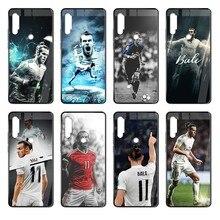 цена на Wales football athlete Gareth Bale tpu prime funda black Phone case For Xiaomi Redmi Note S2 3 4 5 6 7 8 K20 A S X Plus Pro