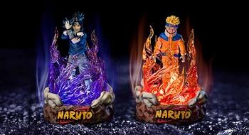 GK Will of Fire Sasuke GK Limited Statue 1