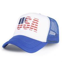 Baseball Caps Mens Winter Cap USA Nation Flags Print Letter Hip Hop Sport Gorras Casquette Hats High Quality Fashion Adjustable