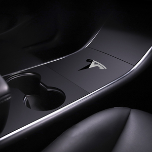 1set Car Center Console Soft Film Anti-scratch Protector Sticker Interior Decoration For Tesla Model 3 Modified Accessories