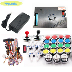 Pandora DIY kit консоль-Поддержка геймпада-вилка аркадная-игра встроенный-Пандора-Коробка 2500-в-1 9d