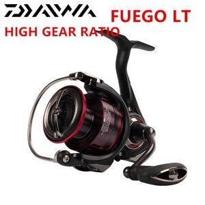 original Daiwa Fuego LT 1000D-XH 2000D-XH 2500XH 3000-CXH 4000D-CXH 5000D-CXH 6000D-H spinning fishing reel High Gear ratio(China)