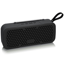 New Fm Radio Wireless Best Bluetooth Speaker Waterproof Portable Outdoor Mini Column Box Loudspeaker Design
