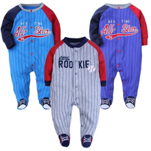 Baby clothes Baseball Sport style 0-1 year boys clo