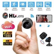 A9 P2P IP Camera WIFI HD Mini Camcorder 1080P Home Small Camera Night Vision Motion Detection Sensor Security Cam