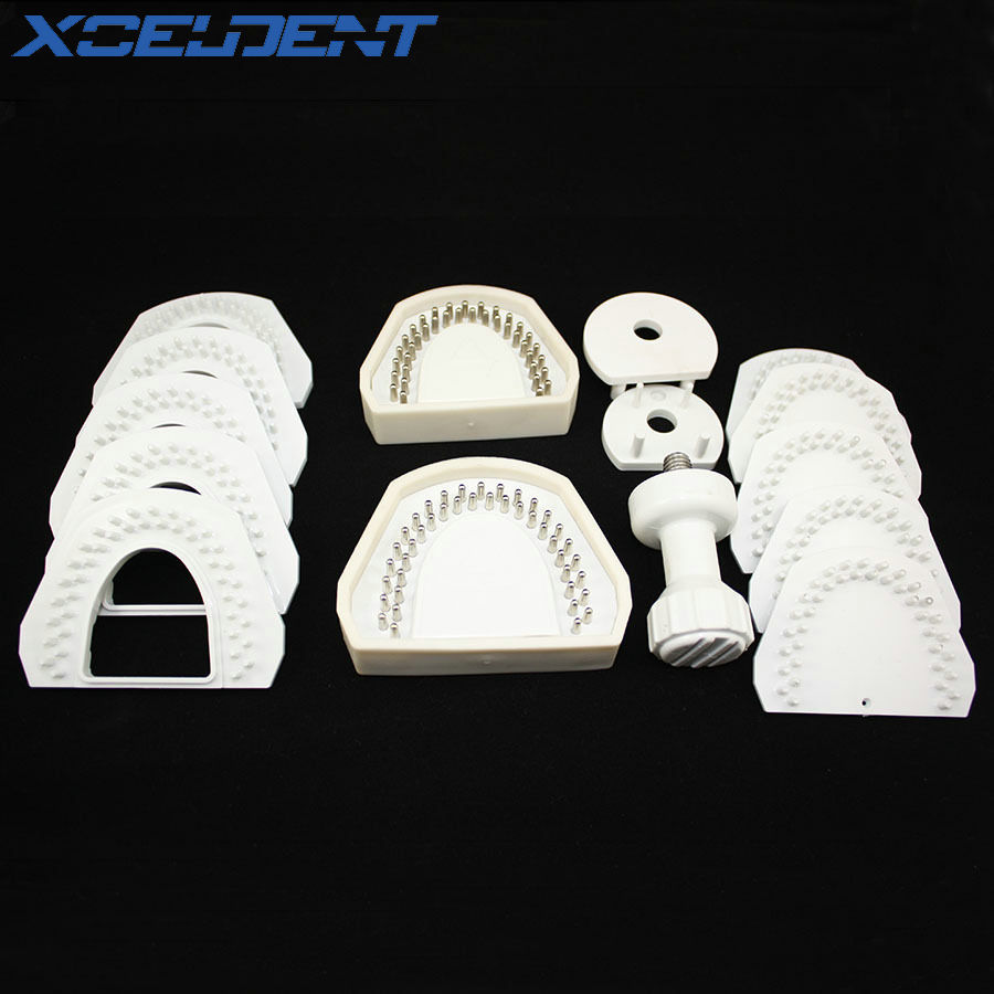 1 Set Dental Lab Model System for Laser Pin Machine Equipment Tool On Plaster Model Work Dentistry Instrument